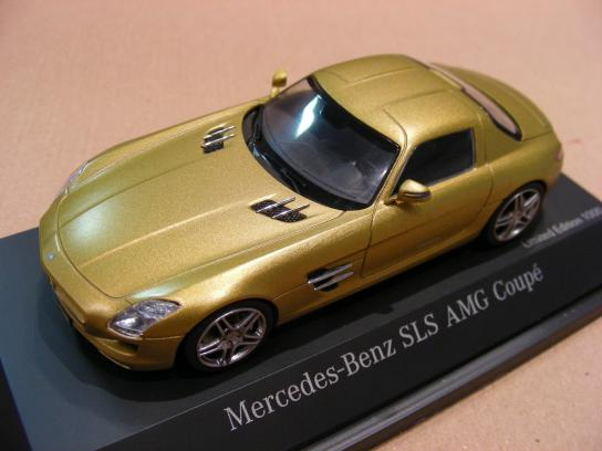 Mercedes benz SLS AMG coupe'