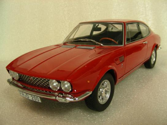 Fiat Dino Coupe 2000