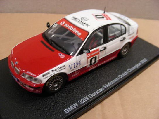 BMW 320i Dutch Champion 2002