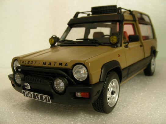 Matra Simca Ranch Grand Raid