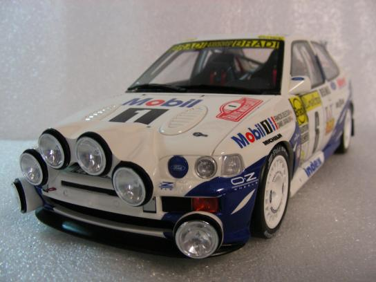 Ford Escort RS Cosworth Rally 1994