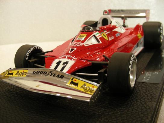 Ferrari 312 T2 - Niki Lauda  World Champion 1977