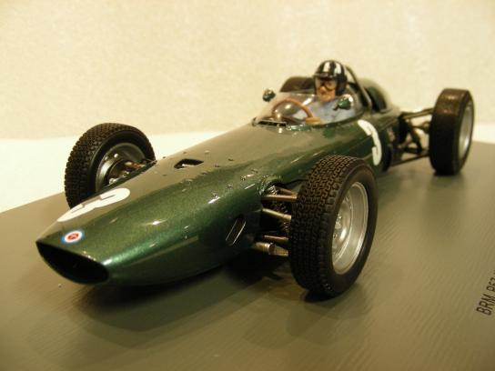 BRM P57 #3 World Champion 1962