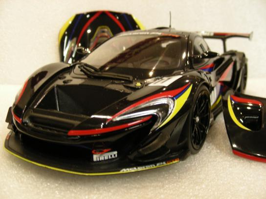McLaren P1 GTR James Hunt 40th Anniversary