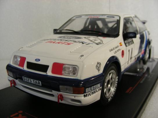 Ford Sierra RS Cosworth #4 1000 Laghi 1988 #14