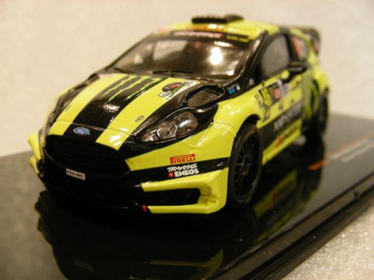 Ford Fiesta RS WRC #46 Win Monza Rally Show 2016
